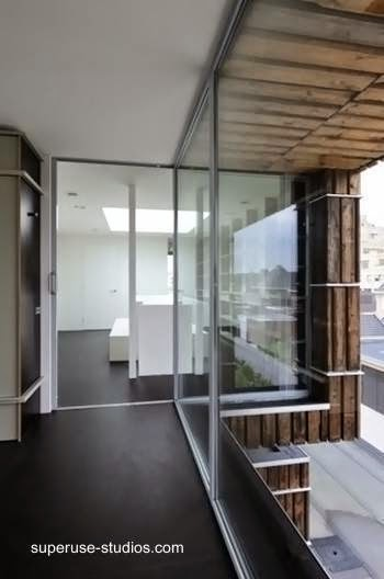 Villa Welpeloo en Holanda vista del interior y abertura
