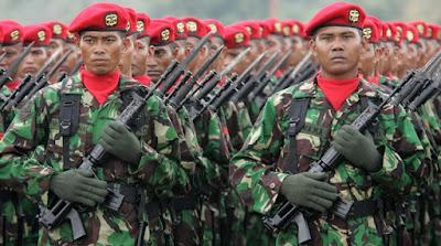 Benarkah Militer Indonesia Kuat?