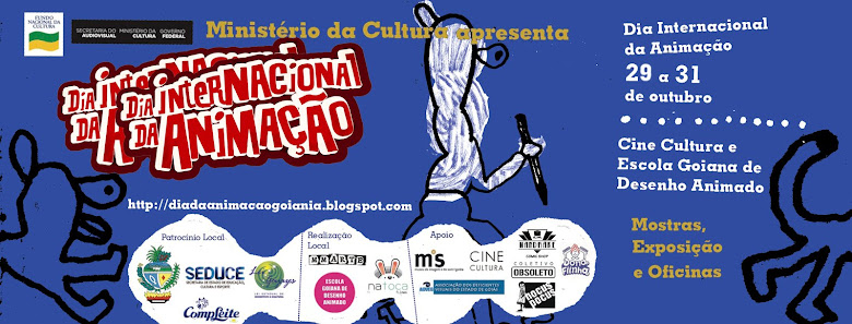 Dia da Animação Goiás