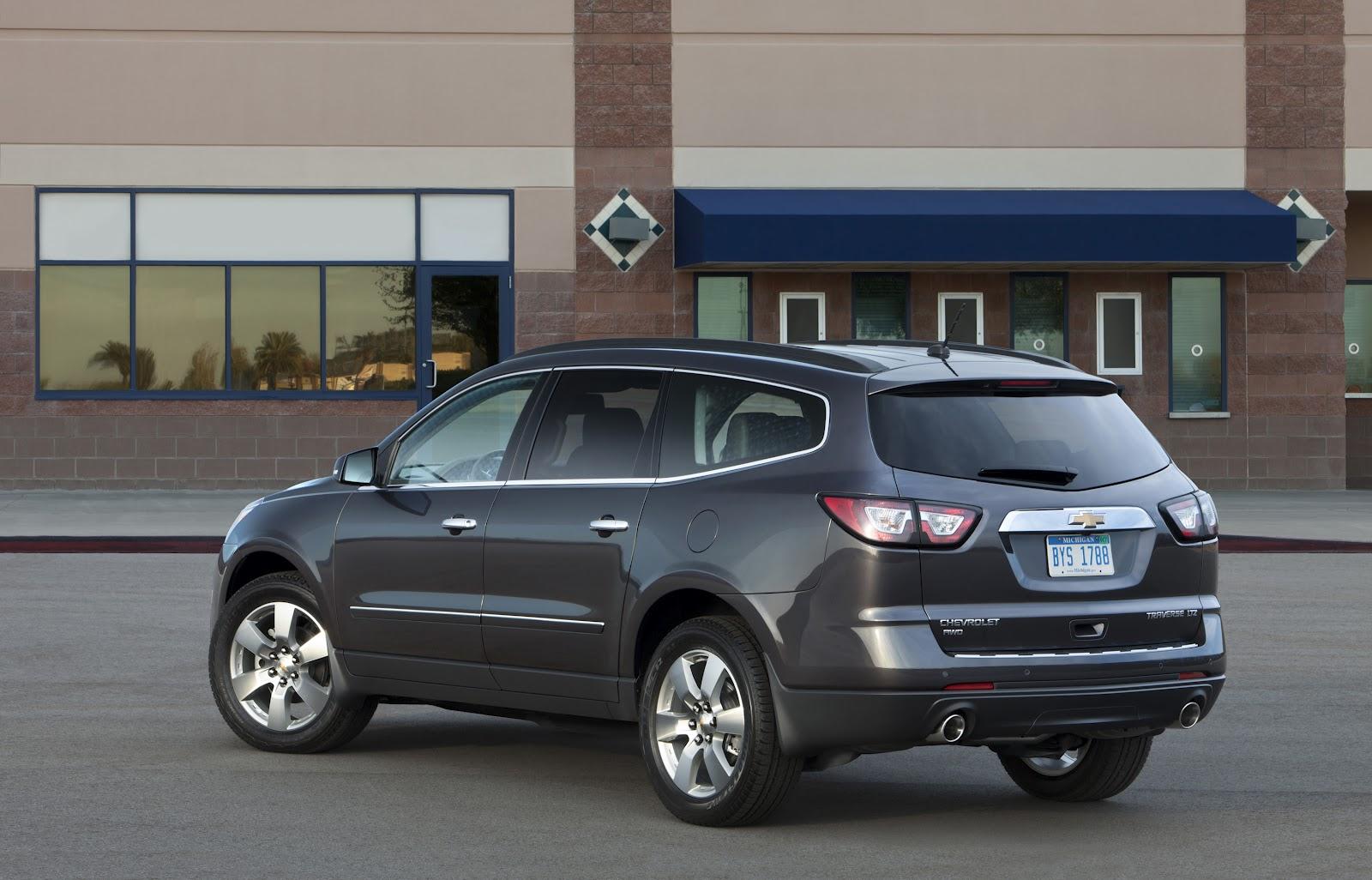 chevrolet - 2009 - [Chevrolet] traverse 2013+chevrolet+traverse+7