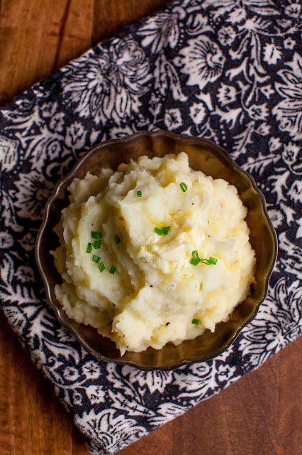 mashed potato ratio for large gatherings
