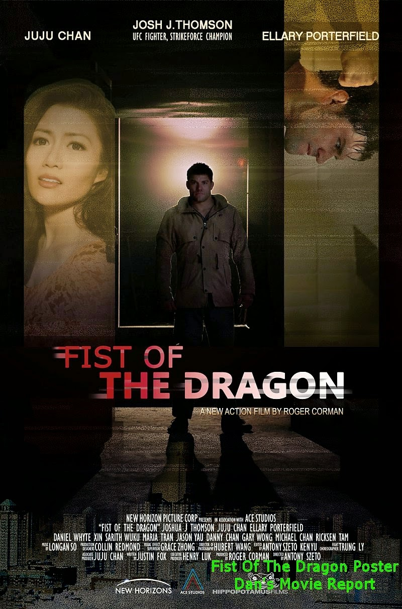Fist of the Dragon – Legendado (2014)