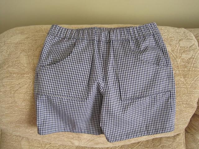 Dress a Boy Shorts, Tina's Allsorts