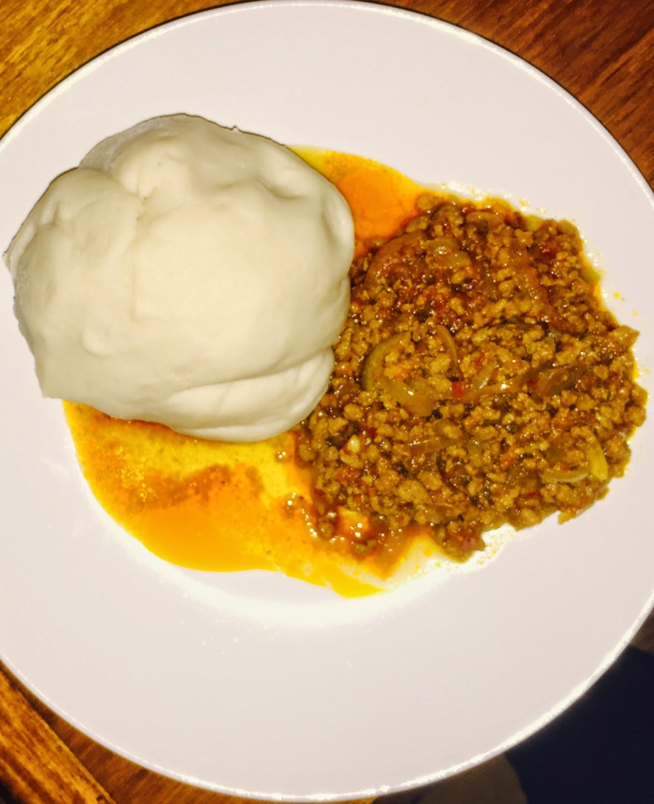 afrikansk mad