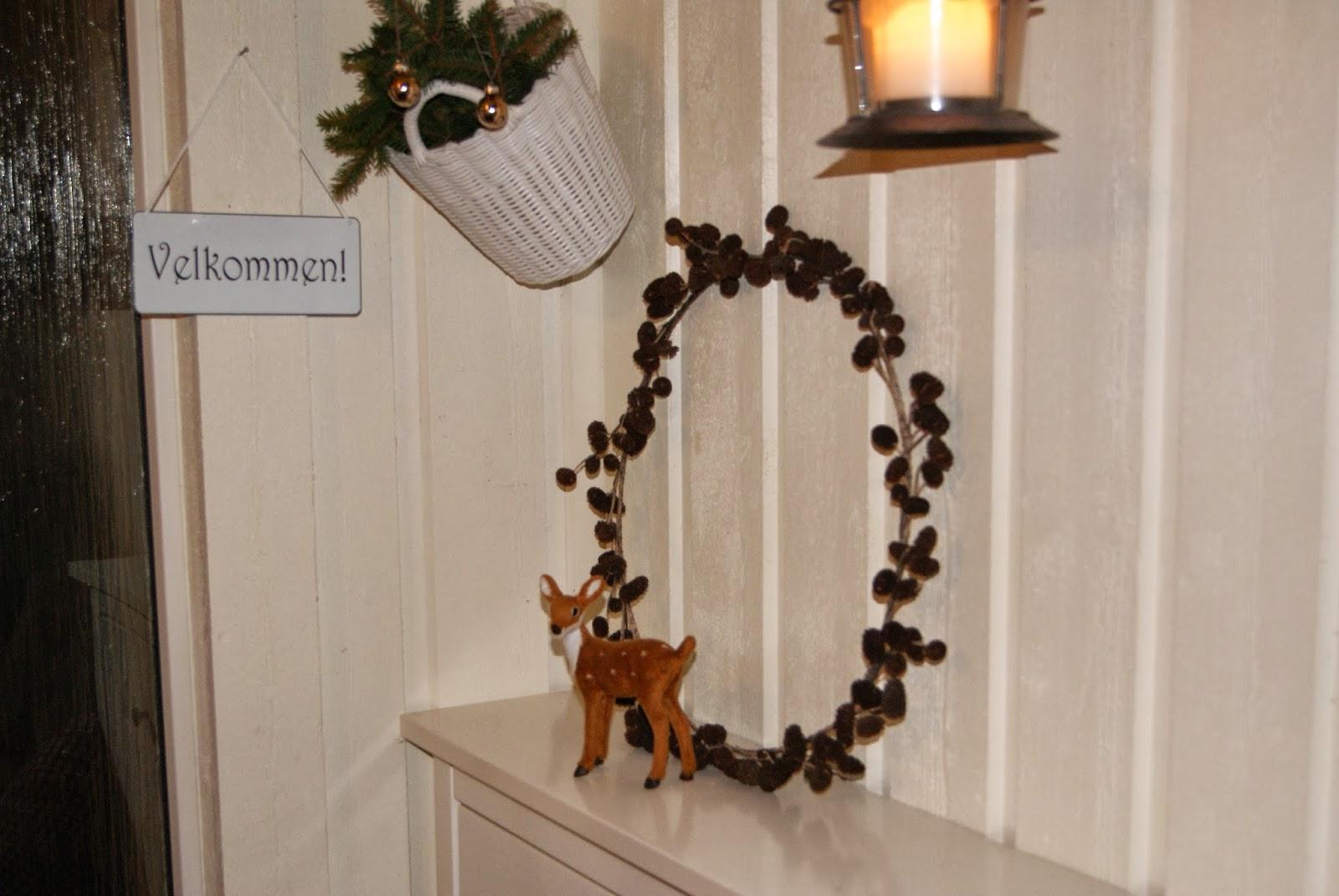 Turidshverdagslykke: jul på trappa
