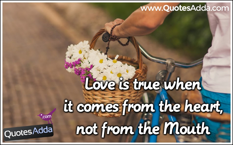 true love quotes lines in english