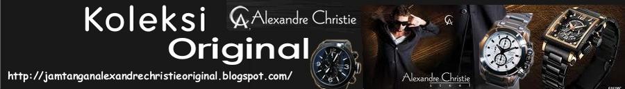 jual jam tangan alexandre christie original| harga jam tangan original alexandre christie |