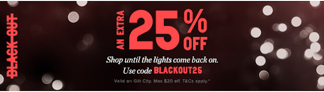 gilt city black friday deal