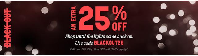 gilt city black friday deal