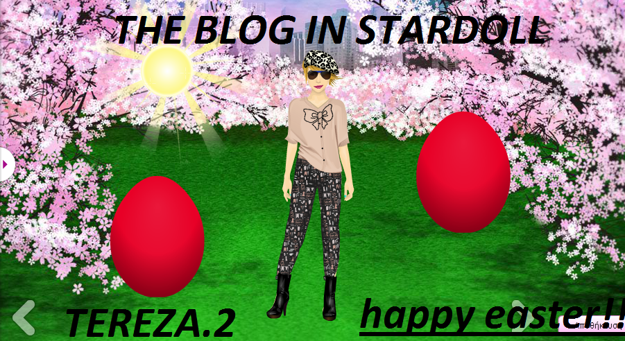 THE BLOG IN STARDOLL