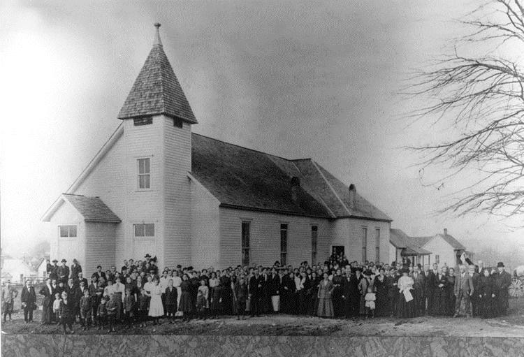 iglesia de dios:
