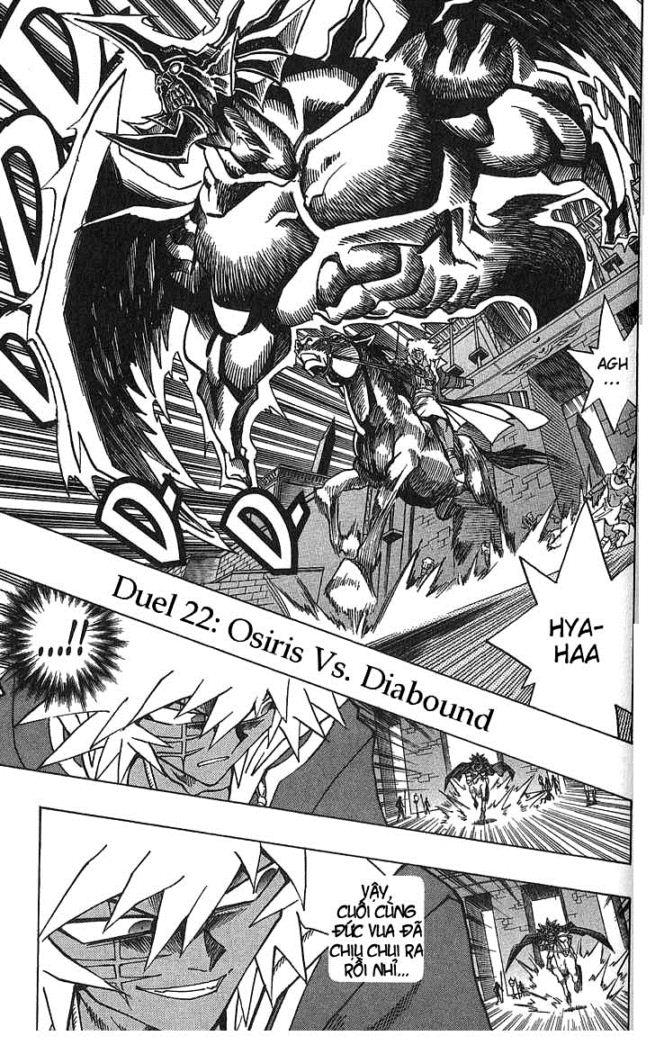YuGi Oh – Vua Trò Chơi chap 300 Trang 1