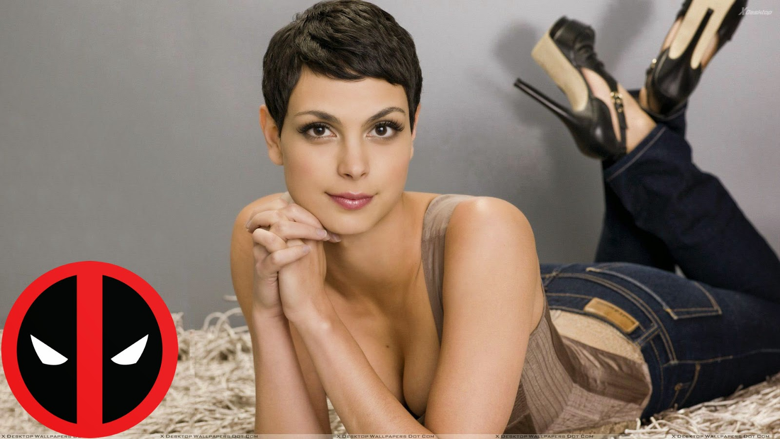 butt Hacked Morena Baccarin naked photo 2017