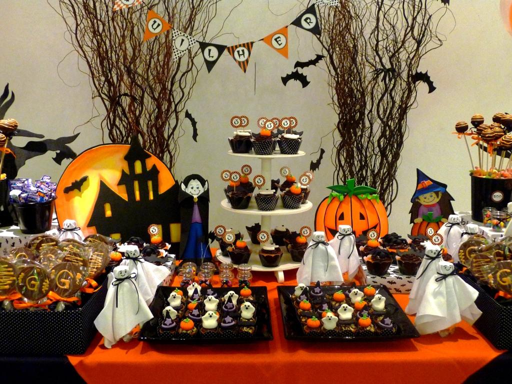 La chocol festas infantis festa halloween - Fiesta de halloween infantil ...