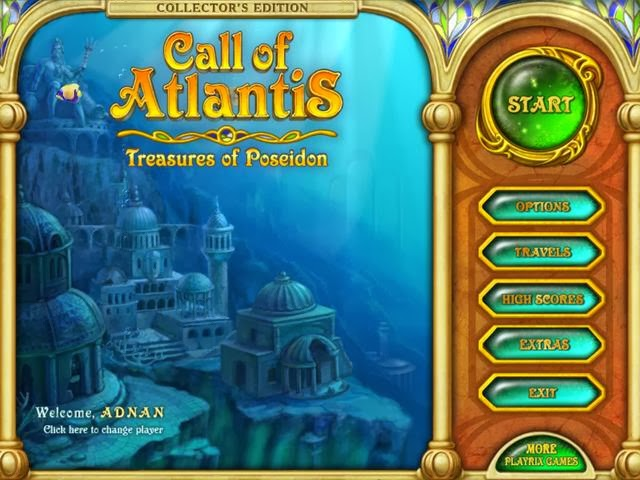 Call of Atlantis 2: Treasures of Poseidon Collector's Edition