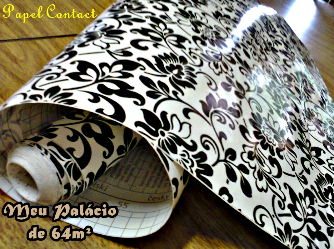 Papel Contact: Estampado, Colorido, Vulcan, Decorado com