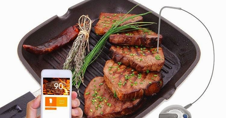 15 best gifts for cooks under 100 for Wireless perfect bake pro