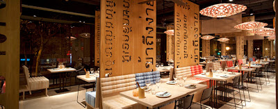 Restaurante Lah! Grupo VIPS