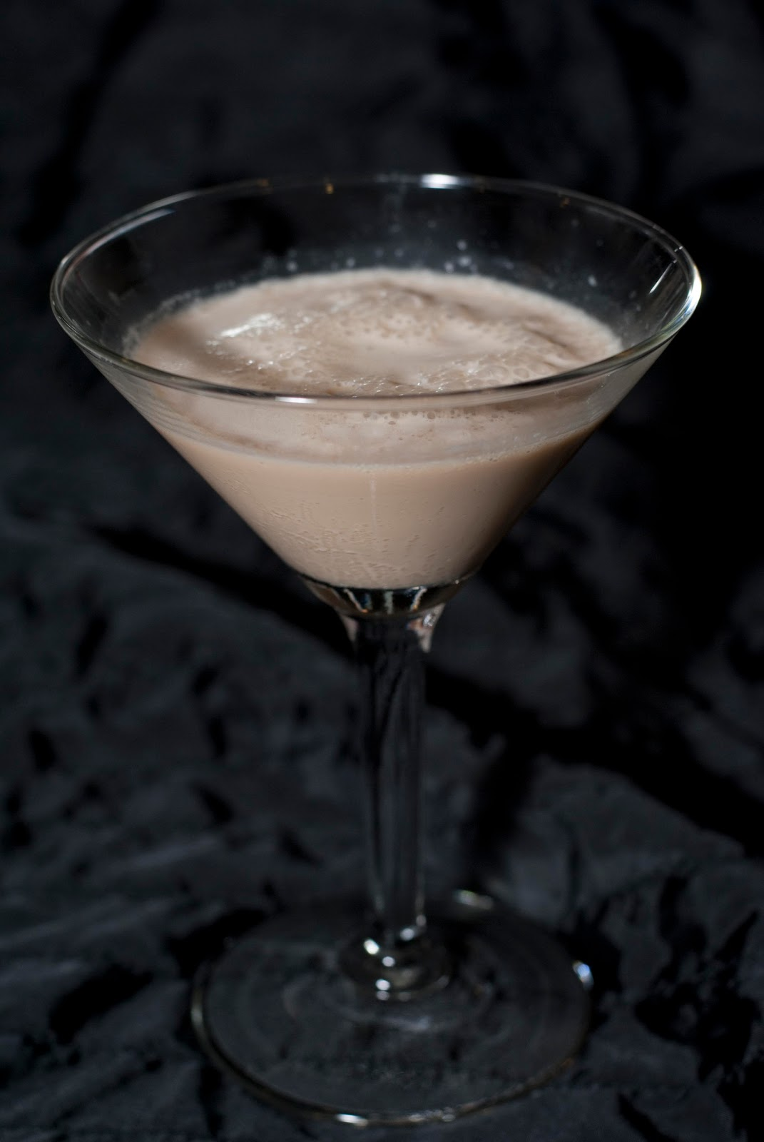 Godiva Chocolate Martini - A Year of Cocktails