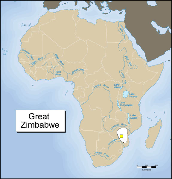 About Great Zimbabwe