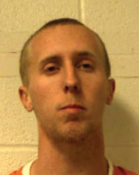 Brendan McDonough December 2010 arrest photo