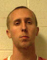 Brendan McDonough December 2010 arrest photo