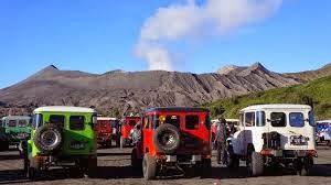 Sewa Jeep Bromo Murah - Paket Wisata Gunung Bromo dan Kawah Ijen