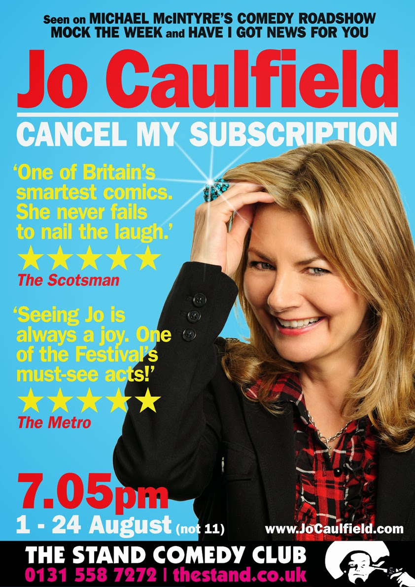 Jo Caulfield: The Speakeasy - Tuesday 10th June