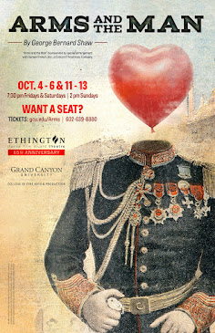 Grand Canyon University Ethington Theatre presents