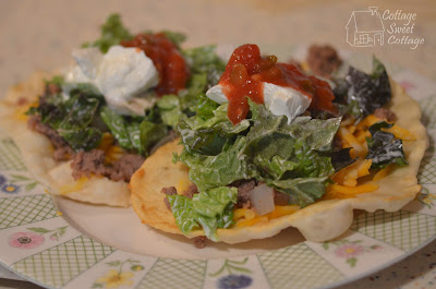 Indian Fried Bread, Indian Tacos