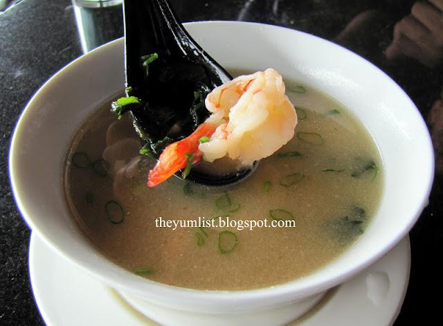 Jamu Bar, Japanese Restaurant, Pangkor Laut, seaside, sushi, sashimi