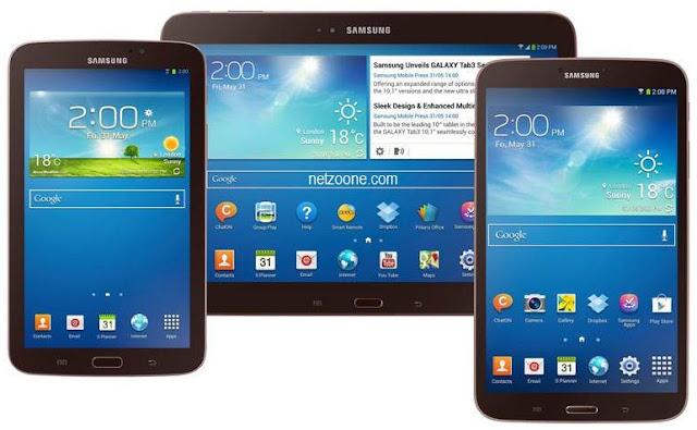 Samsung Galaxy Tab 3 7.0, 8.0 dan 10.1 Inci Diluncurkan 7 Juli Besok