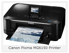 Canon PIXMA MG6150 Printer Driver for Windows