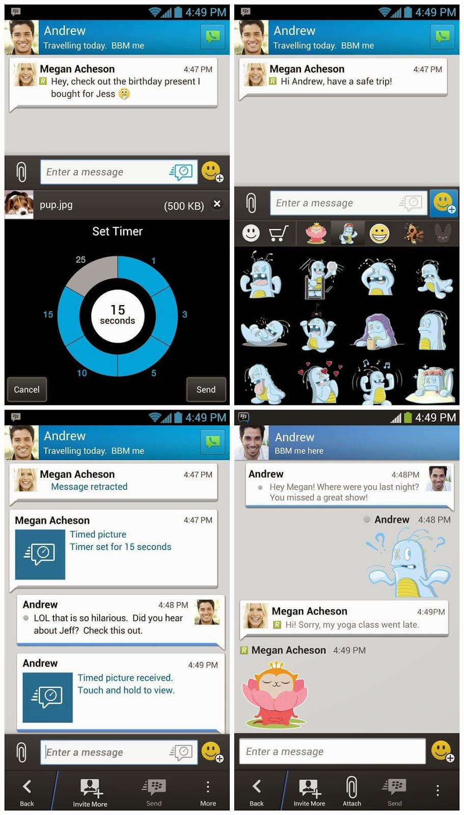 BBM Android v2.6.0.30 APK Terbaru