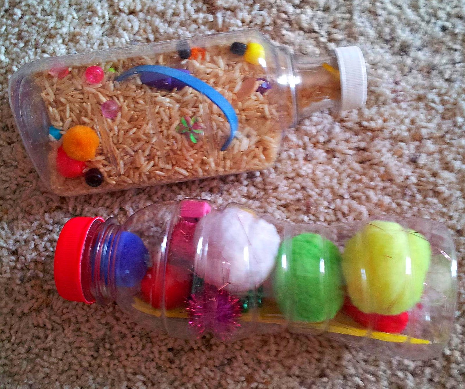 Natural Homemade Living DIY Toys for Kids