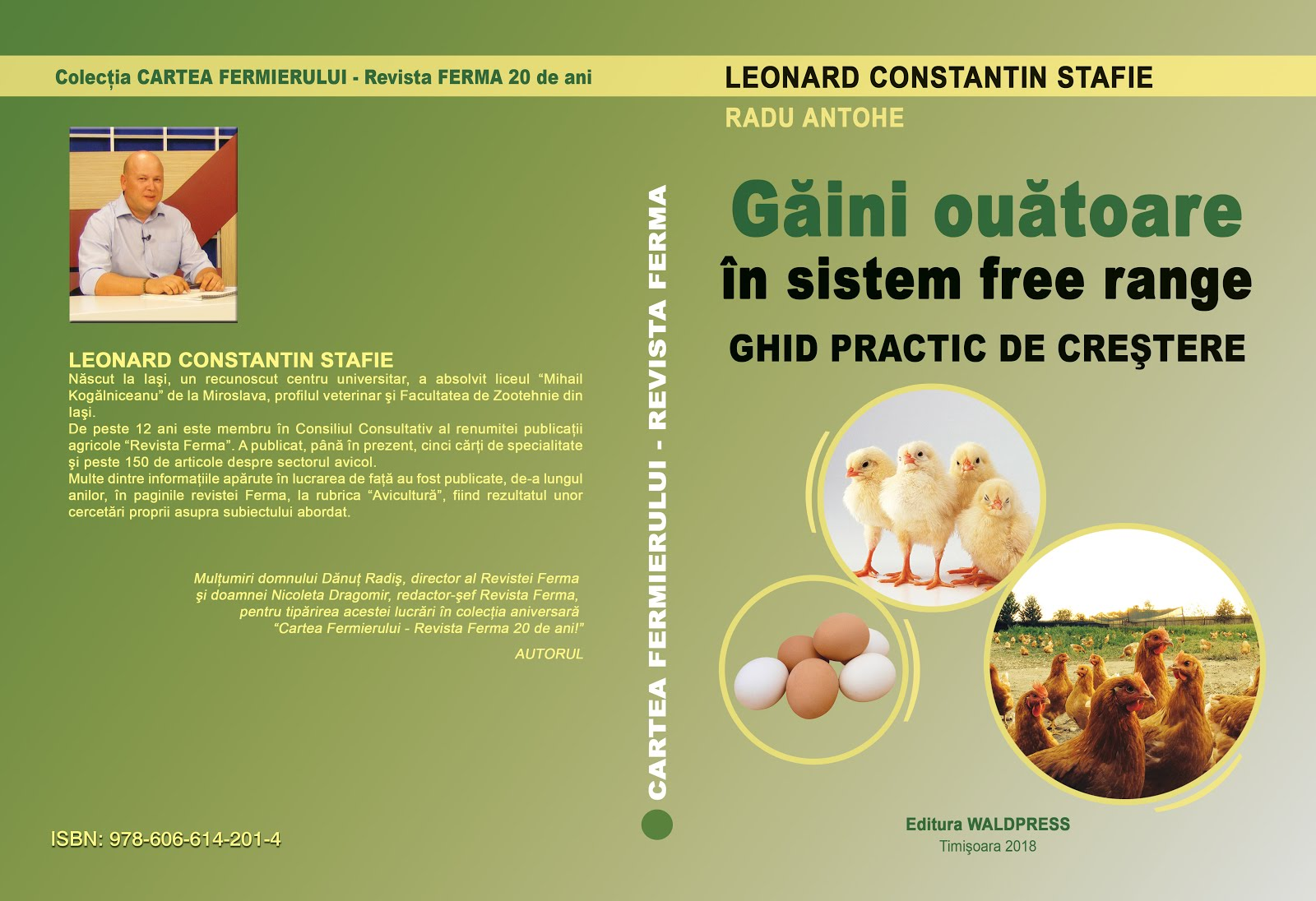 Găini ouătoare în sistem free range