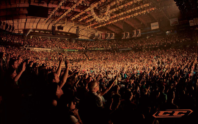 Jesus Culture - Awakening Live from Chicago 2011 Huge Congregation gathered in a stadium