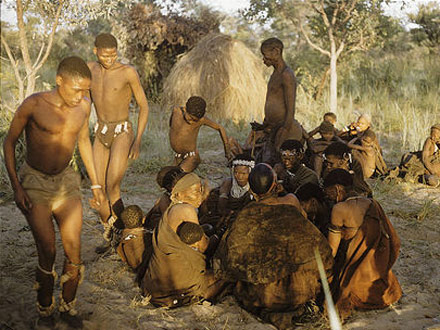 Kung San Tribal People Image Source Documentary Educational Resources