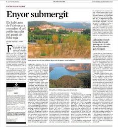La Vanguardia, divendres 24 de Desembre 2010