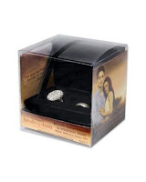 Bague de fiançailles et alliance de Bella Breaking Dawn