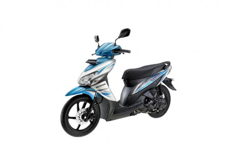 2011 New Honda Vario Facelift Series (Techno, CBS, CW) To Go On Sale in Mid September in Indonesia