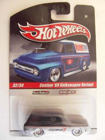VW Hotwheels