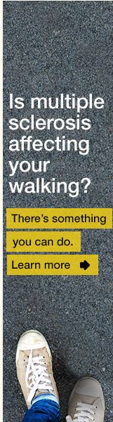 How is Your Walking Affected by MS?