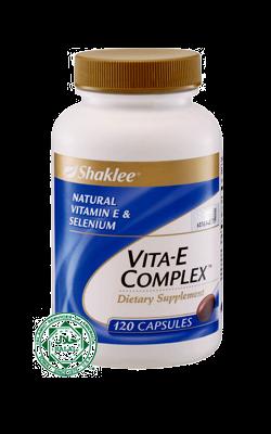 Kelebihan Vitamin E Shaklee