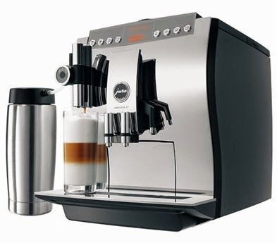 jura z7 one-touch espresso machine