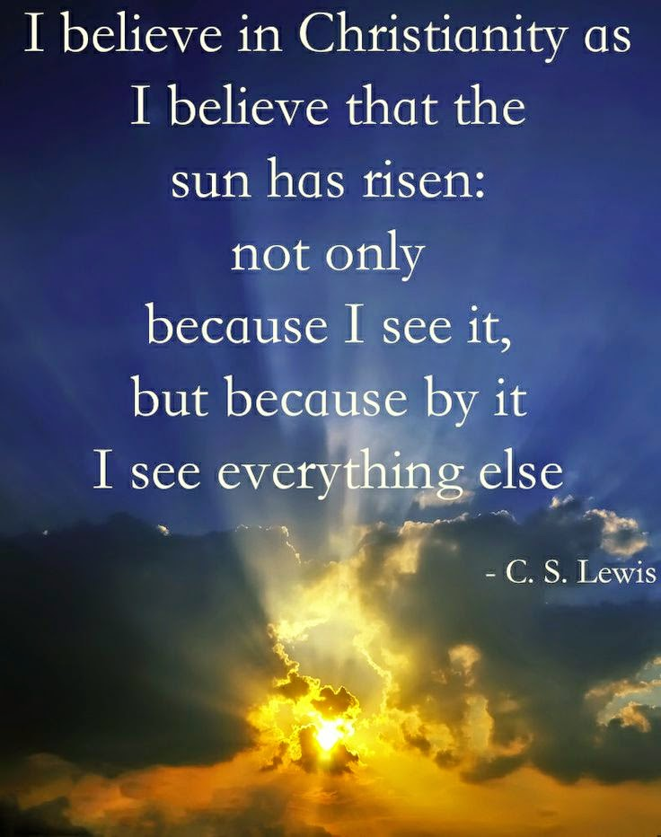 c.s lewis + online essay + is theology poetry