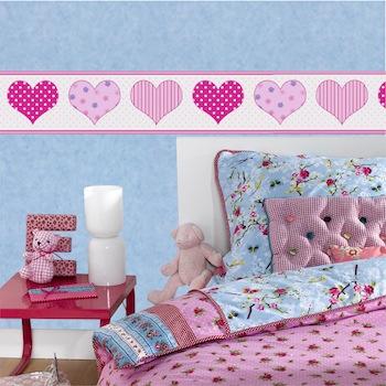 Lindos dormitorios para ni as en color pastel ideas para for Cuartos de ninas lindos