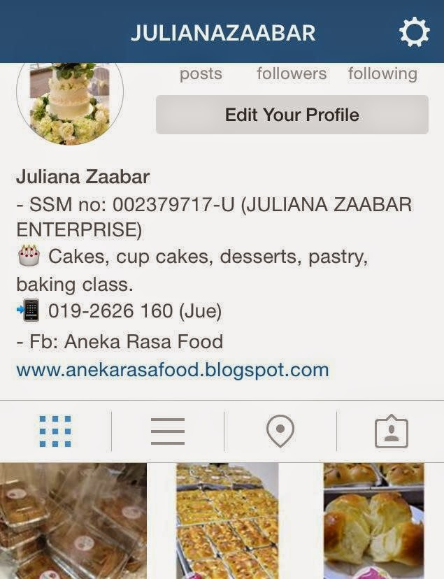 FOLLOW OUR IG-julianazaabar