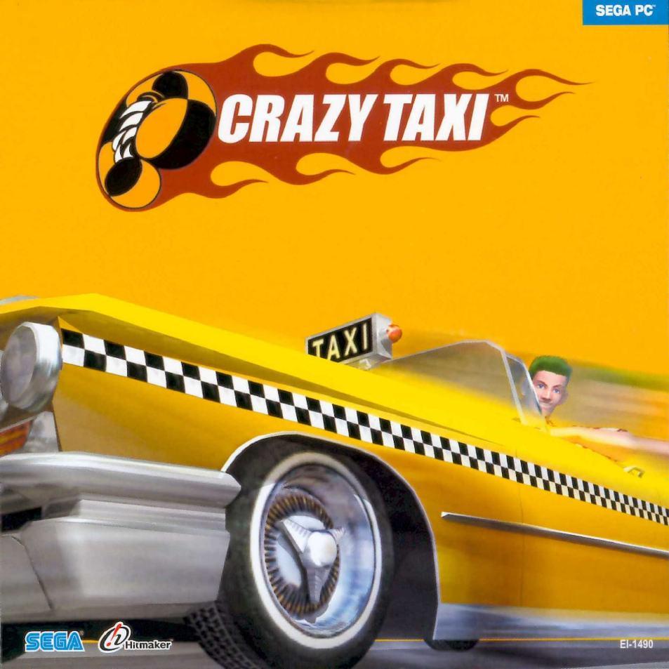 crazy taksi