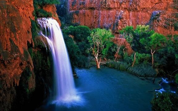 cascada preciosa